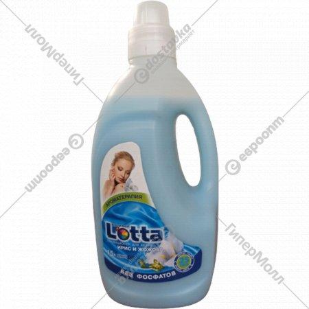 Кондиционер «Lotta» ирис и жожоба без фосфатов, 1.5 л.