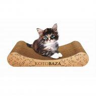 Когтеточка «Kotobaza» 49x20x9 см.