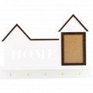 Ключница «Home» 37.5х27.5х5.5 см.