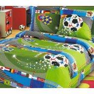 Комплект постельного белья «Моё бельё» Чемпионат 2, полуторный