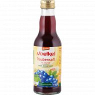Сок красного винограда «Voelkel» прямого отжима, 200 мл