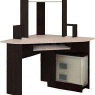 Стол компьютерный «Олмеко» ПКС - 7, дуб линдберг