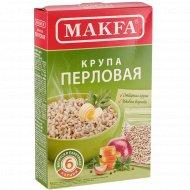 Крупа ячменная «Makfa» перловая № 1, 400 г.