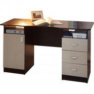 Письменный стол «Олмеко» дуб линдберг