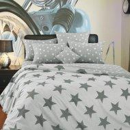 Комплект постельного белья «Моё бельё» Орион 4, Евро