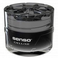 Ароматизатор гелевый «Dr.Marcus» Senso Deluxe Black, 50 мл.