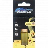 Освежитель воздуха «Supercar» бутылочка, ваниль, 6 мл.