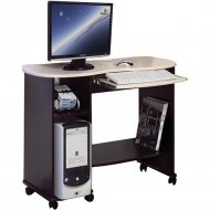Компьютерный стол «Олмеко» Костер-3, венге/клен, азия