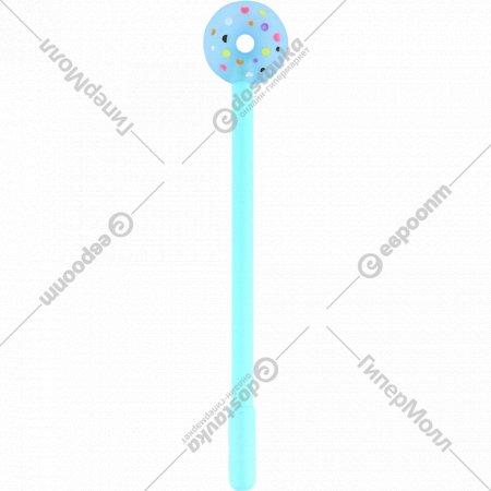 Ручка гелевая «Пончик» синяя, ZF1668.