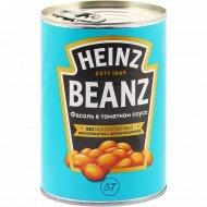 Фасоль белая «Heinz» в томатном соусе, 415 г