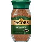 Кофе «Jacobs» Monarch растворимый 95 г.