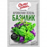 Базилик «Самы смак» зелень сушеная, 5 г.