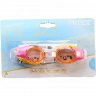 Очки для плавания «Intex».