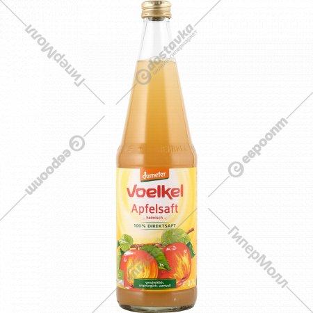 Сок яблочный «Voelkel» прямого отжима, 700 мл