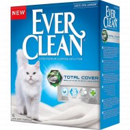 Наполнитель комкующийся «Ever Clean» Total Cover, 6 л.
