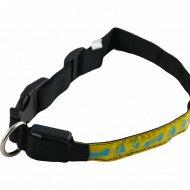 Ошейник для собак с подсветкой 35-40 х2.5 см.
