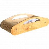 Когтеточка-лежанка «Kotobaza» с ручками, 49.5x22x13.5 см.