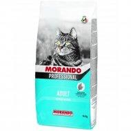 Корм сухой для котов «Morando Gatto Fish» с рыбой, 15 кг
