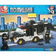 Конструктор «Sluban» Военная полиция M38-B1900