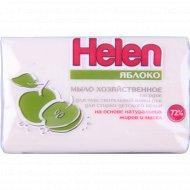 Мыло хозяйственное «Helen» яблоко, 72 %, 200 г