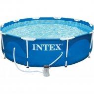 Бассейн «Intex» Metal Frame 56999/28202, 76х305 см