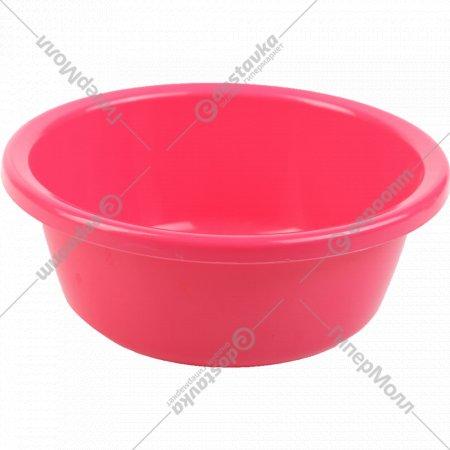 Миска пластмассовая круглая 20 см, 1.4 л.