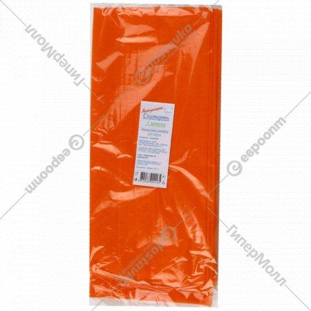 Скатерть одноразовая, 110х140 см, 1 шт.