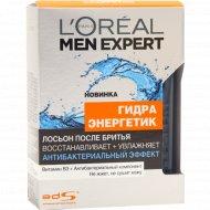 Лосьон после бритья «L'oreal» Men Expert гидро энергетик, 100 мл.