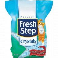 Наполнитель «Fresh Step Crystals» силикагель, 3.62 кг.
