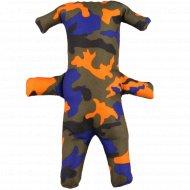 Игрушка для собаки текстильная, 22.5х21.5х4.5 см.