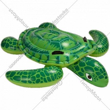 Надувная игрушка-наездник «Intex» Морская черепаха Лил, 150х127см.
