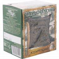 Чай зеленый листовой«Конфуций» китайский «Оолонг» 90 г.