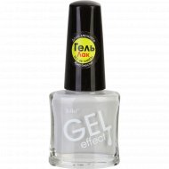 Лак для ногтей «Kiki» gel effect, тон 61, 6 мл.