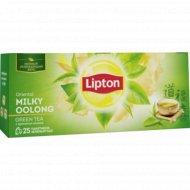 Чай зеленый «Lipton» Oriental Milky Oolong, 25 пакетиков, 40 г.