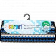 Набор ковриков «Carpet» 50х80+50х40 см, синий.