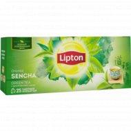 Чай зеленый «Lipton» Oriental Sencha, 25 пакетиков, 40 г.