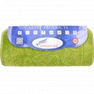 Набор ковриков для ванны «Shahintex» 50х80+50х50 см, салатный.