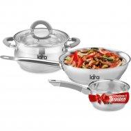 Набор посуды «Lara» Bell Promo, LR02-110, 3 предмета