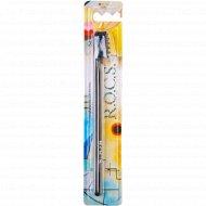 Зубная щётка «R.O.C.S.» модельная для взрослых, 1 шт.