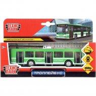 Игрушечный транспорт «Троллейбус» SB-16-65-GNWB
