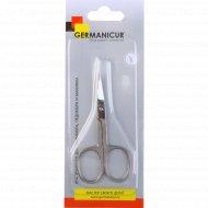 Ножницы для ногтей закругленные GM-101-01 Matt.