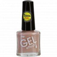 Лак для ногтей «Kiki» gel effect, тон 68, 6 мл.