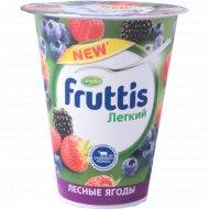 Продукт йогуртный «Fruttis» легкий, лесные ягоды 0.1 %, 310 г.