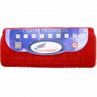Набор ковриков для ванны «Shahintex» 50х80+50х50 см, красный.