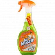 Средство для мытья стекол и поверхностей «Mr. Muscle» лайм, 500 мл.