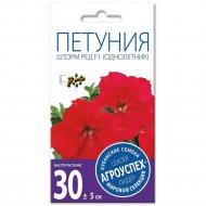 Петуния «Шторм Ред» крупноцветковая, 10 шт.