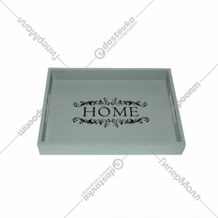 Декоративный поднос «Home» 37x27x5 см.