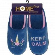 Туфли домашние женские, 05Т-506. Размер 37-38.