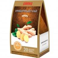 Напиток чайный «БелТея» имбирный 20 х 1,5 г .
