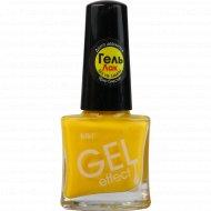 Лак для ногтей «Kiki» Gel Effect тон 048, 6 мл.
